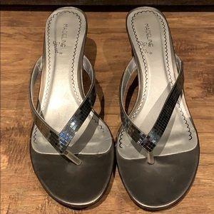 Madeline Stuart high heel sandals